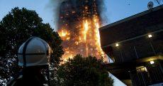سیستم های اعلام حریق برج های لندن