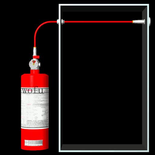 سیستم اطفا حریق FireTrace
